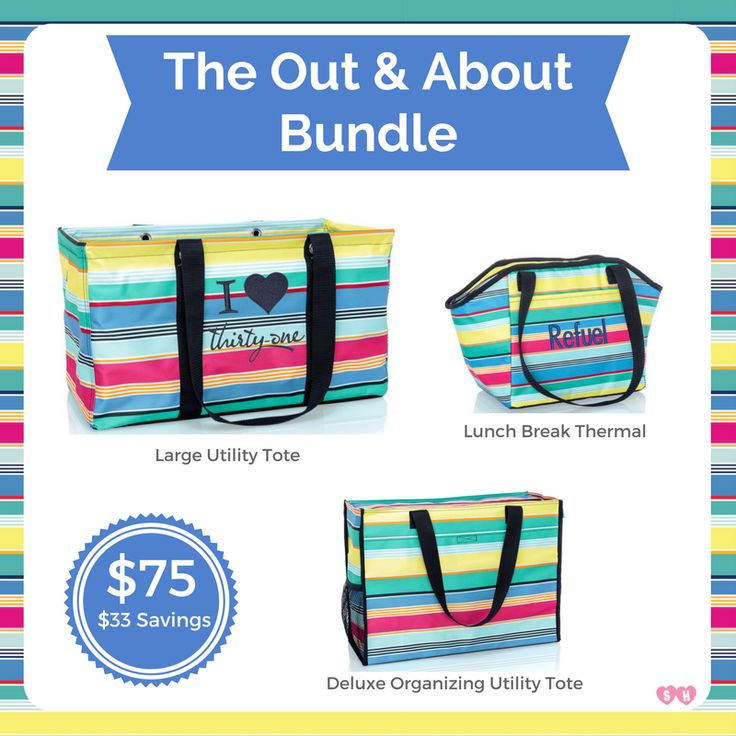 Enjoy BIG savings on the Deluxe Organizing Utility Tote this February!