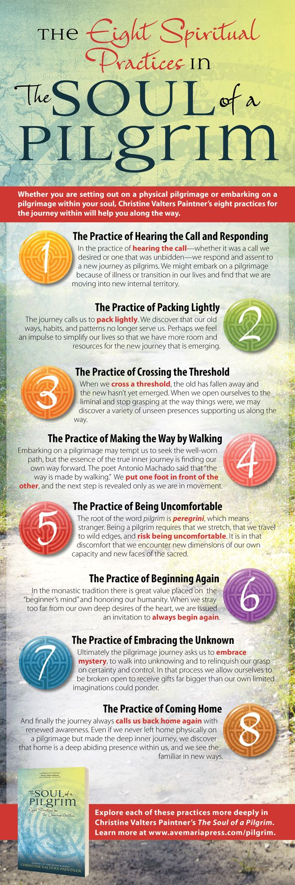 88 best camino de santiago images on pinterest hiking hiking tips the soul of a pilgrim infographic ave maria press fandeluxe Image collections