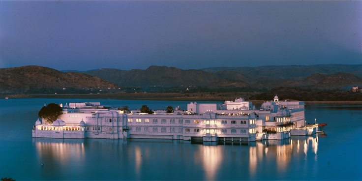 The most romantic place I've ever seen! Udaipur