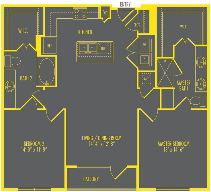 Apartments for Rent Englewood,CO | Floor Plans | Helios