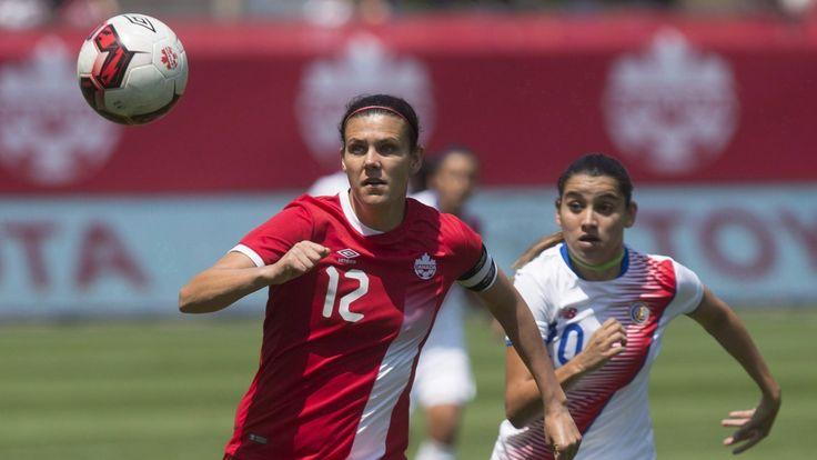 "Canadian soccer icon Christine Sinclair appointed to Order of Canada Sitemize ""Canadian soccer icon Christine Sinclair appointed to Order of Canada"" konusu eklenmiştir. Detaylar için ziyaret ediniz. http://www.xjs.us/canadian-soccer-icon-christine-sinclair-appointed-to-order-of-canada.html"