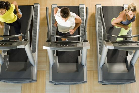 Burn 500 calories in 40 minutes.. great treadmill workout that will kick