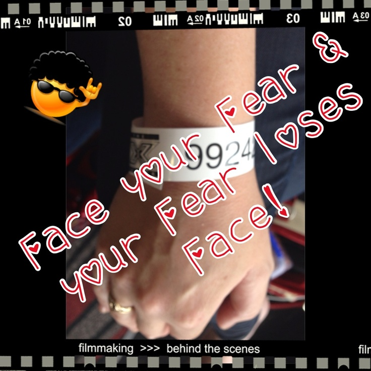 Vocal auditions and competitions have always scared me. And I have avoided them… yet always berated myself for it. Why avoid? Because if I didn't get in or win it fed my hidden fear that I wasn't good enough. Not just vocally but as a person.  Well! Finally I know the truth. (About time too!) So I picked up my courage and went for an audition - quite uncertain if this was what I really wanted… just knew I had to do the audition and trust God to the result. By the time I got in there for my…