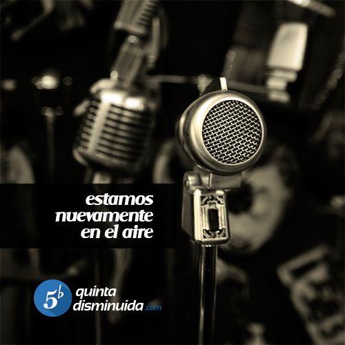 La Quinta Disminuida es el programa de jazz que se emite desde la ciudad de La Paz – Bolivia a través de las ondas de Radio Deseo en FM 103.3 los días jueves a partir de las 21:00 horas y se reprisa los sábados a partir de las 17:00 horas. Este...