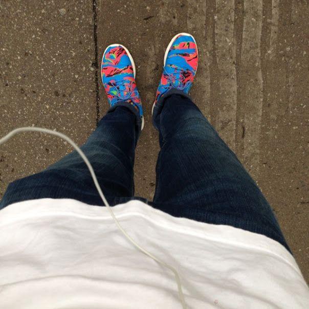 Nike Roshe Run Style