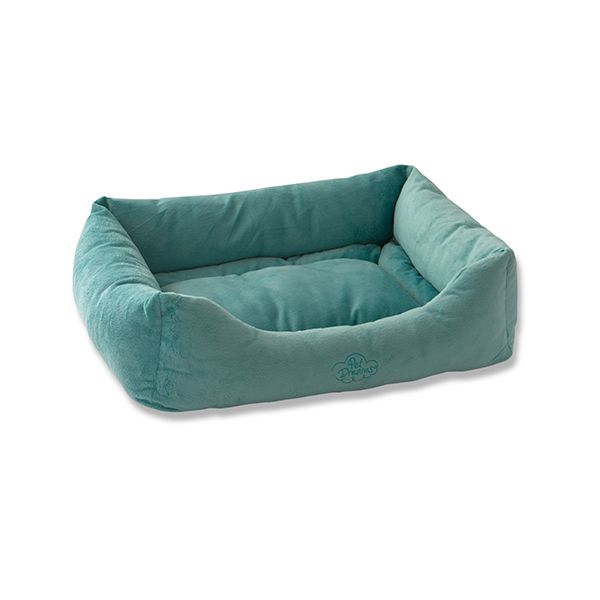Pet Dreams 19514 - 2 in 1 Plush Bumper Dog Bed, Blue - X-Large #home Pet Dreams 19514 - 2 in 1 Plush Bumper Dog Bed, Blue - X-LargeThis dog bed is both versatile and practical! Bumper Beds are perfect for dogs that like...