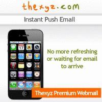 Thexyz Webmail App