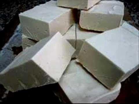Jabón casero, la receta de nuestros abuelos.