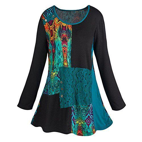 Women's Abstract Art Tunic Top - 3/4 Length Sleeves - 3X http://www.amazon.com/dp/B014E9GZ7O/ref=cm_sw_r_pi_dp_Z.Thxb0WTCQ41