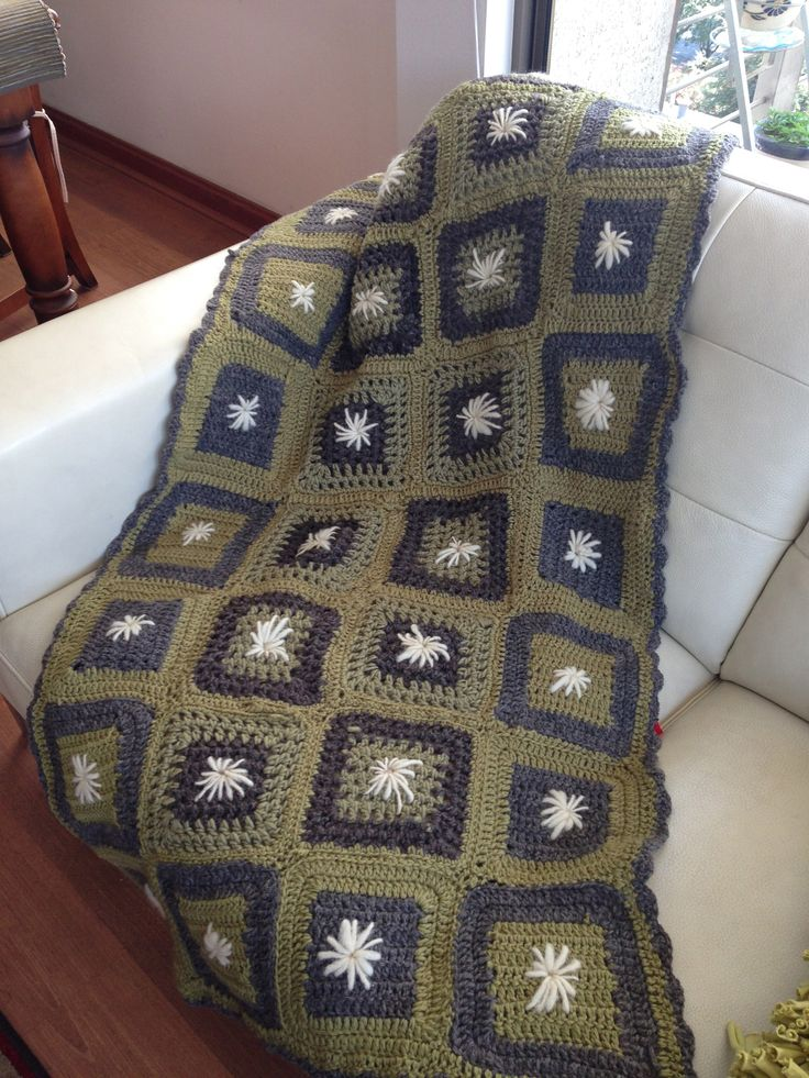 chal tejido a crochet: For You, Crochet, Chal Tejido
