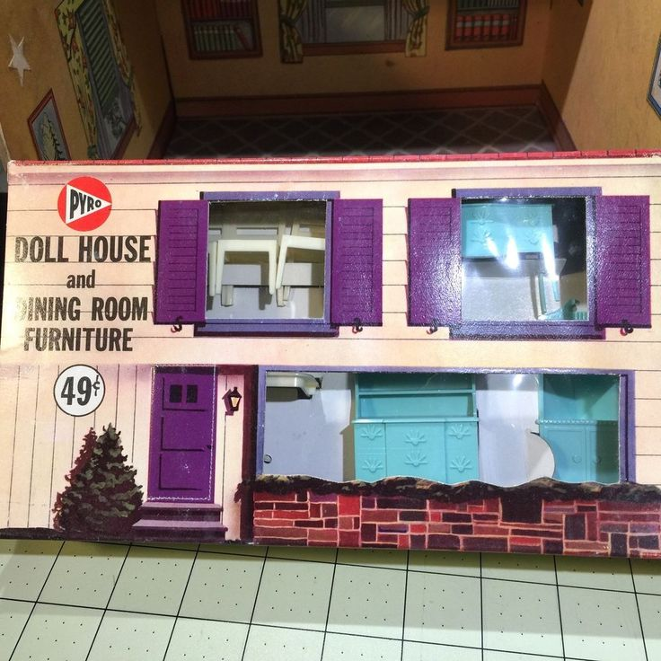 Nice Job Lot Plastic Mostly Kleeware Dolls House Furniture Clocks Pram Bed  Bw174/30 | Doll Houses, Clocks And Dolls