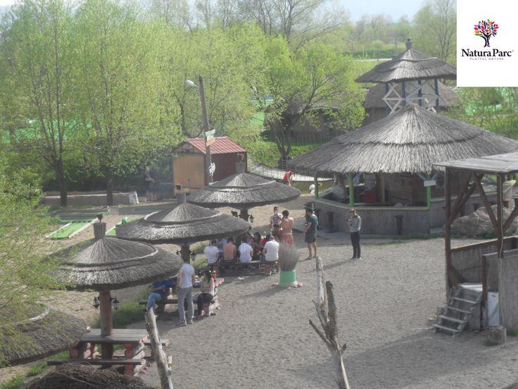 la Natura Parc in a doua zi de Paste :)