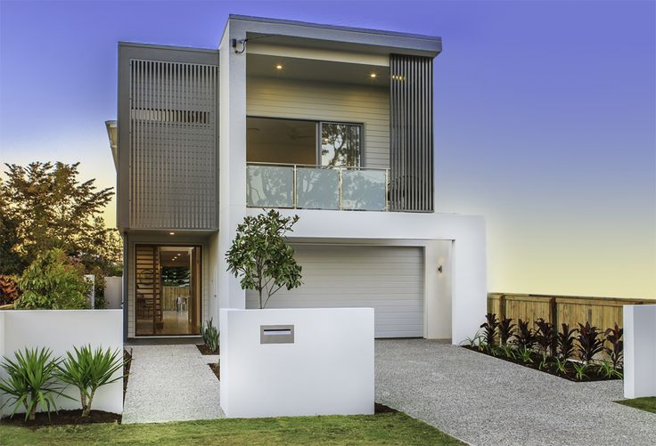 Small lot home designs brisbane the expert for Home designs brisbane