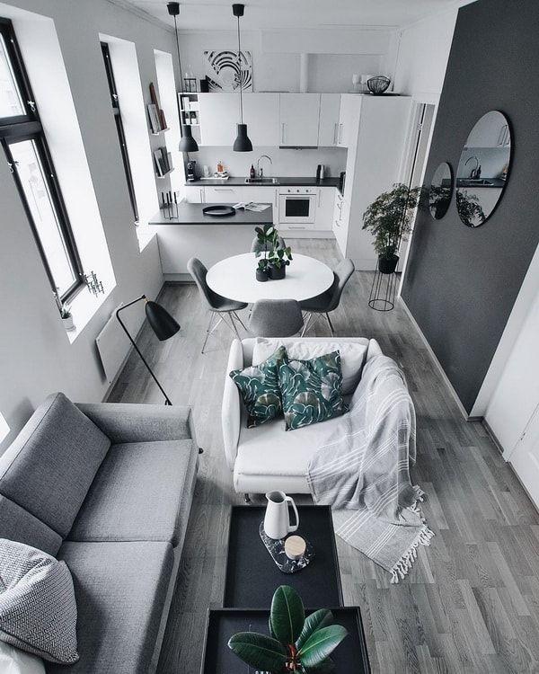 22 Decoracion casa blanco y gris