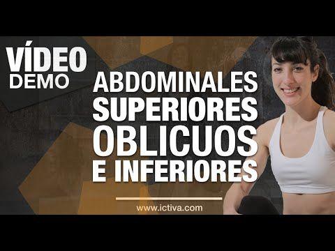 ABDOMINALES SUPERIORES, INFERIORES Y OBLICUOS-pilates