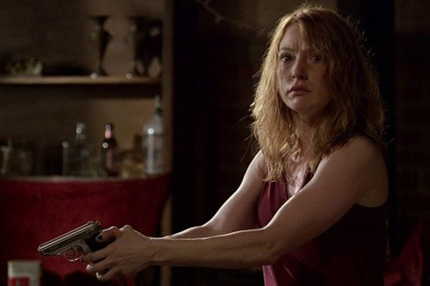Alicia Witt Discusses Her Villainous Role on 'The Walking Dead'