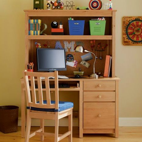 Contemporary Kids' Desk from The Land of Nod