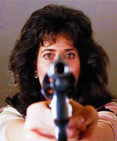 Lorraine Bracco in Goodfellas (1990), incredible actress