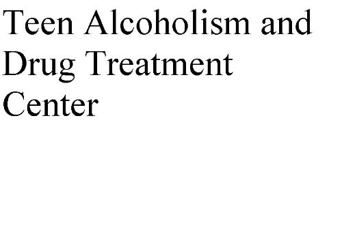 Drug And Alcohol Treatment Center Business Plan