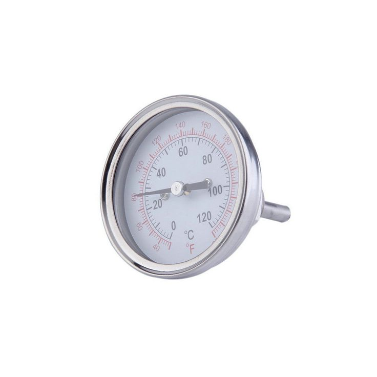 Stainless Steel Bbq Thermometer For A Moonshine Still Condenser Brew Pot Dp