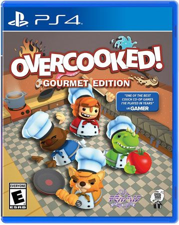 Get your favorite Overcooked game for only $16.95 during our current PS4 sale! Ends today at 11:59PM EST.