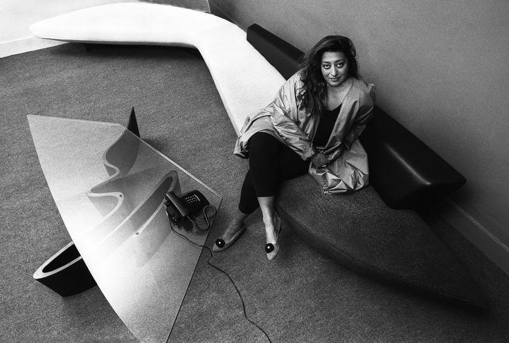 Superstar Architect Zaha Hadid Is Dead at 65