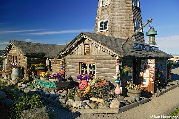 Salty Dawg Saloon, Homer Alaska: Brewpub B Bar