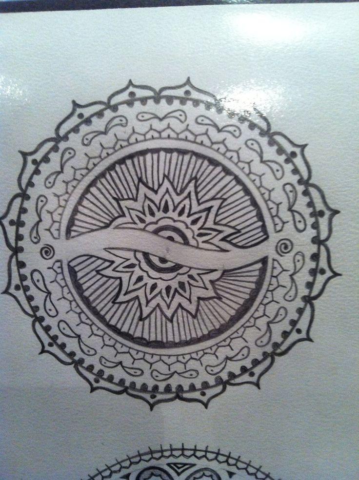 Circular Tattoo Designs Circular pattern by