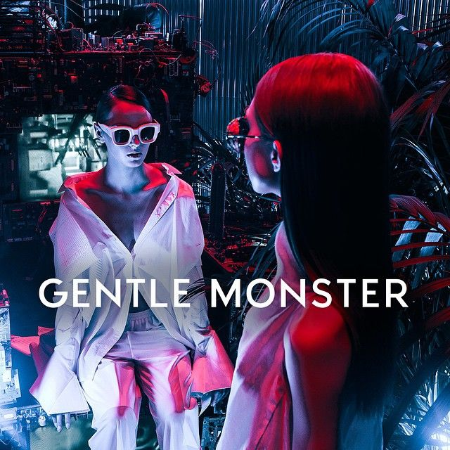 Gentlemonster loox campaign 2015 S/S image  #gentlemonster #loox #collection #sunglasses #eyewear #fashion #2015ss #image #photo