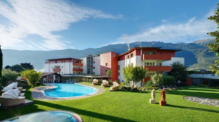 Imagine your holiday in the Italian sun at the design & spa hotel Lindenhof http://www.lindenhof.it/spa-resort-south-tyrol.en.htm
