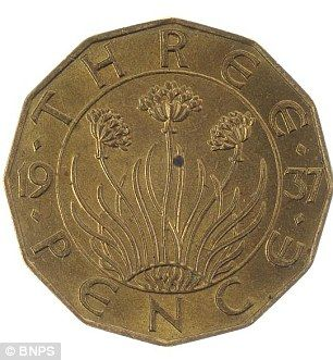 An incredibly rare coin bearing the head of King Edward VIII which was made before he famously abdicated has emerged for sale for £30,000