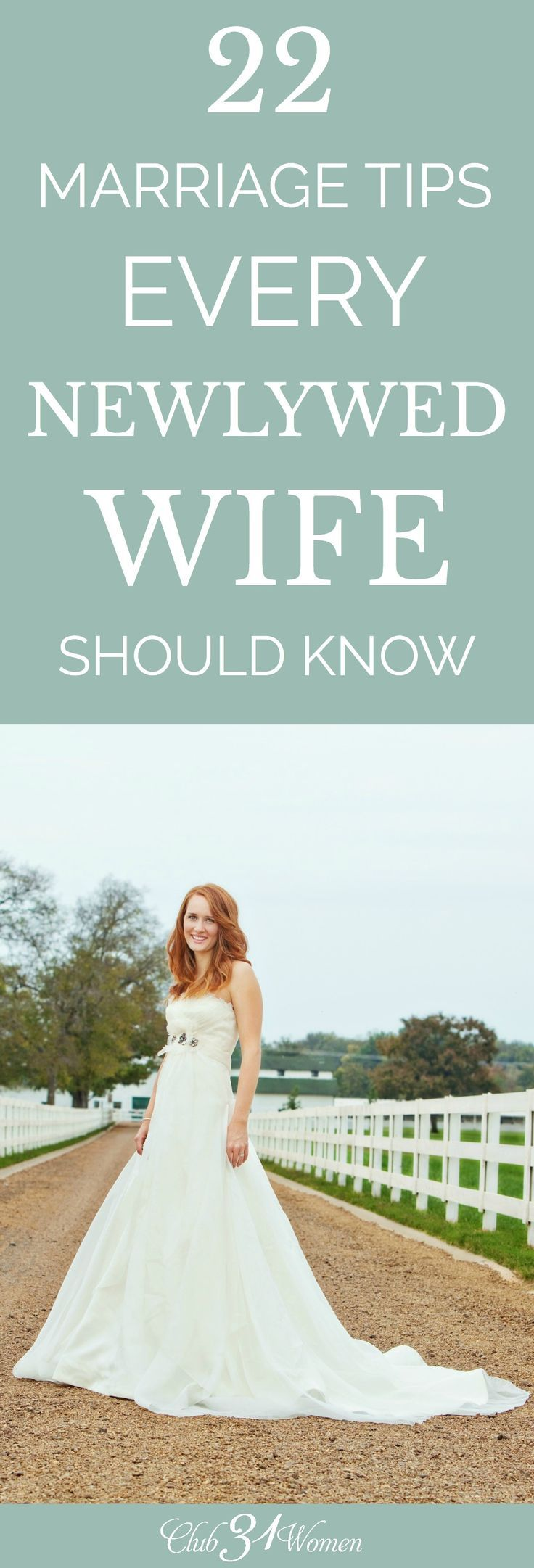 When entering marriage, it's important to recognize being intentional matters to keep a marriage strong. A few marriage tips can be very helpful! via /Club31Women/