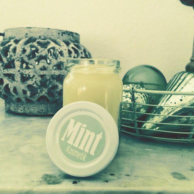 Kerzen bei MintKosmetik. Mit individuellen Duftrichtungen zu bestellen unter  mint-kosmetik.ch