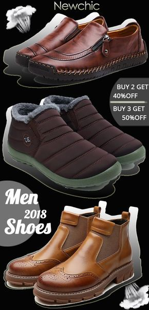 ee3eb8d52 The most trendy men shoes is on big sale here at Newchic.com Shop now!  mens   shoes  trendy  boots  mensfashion  blackfriday  cybermonday  cyberweek