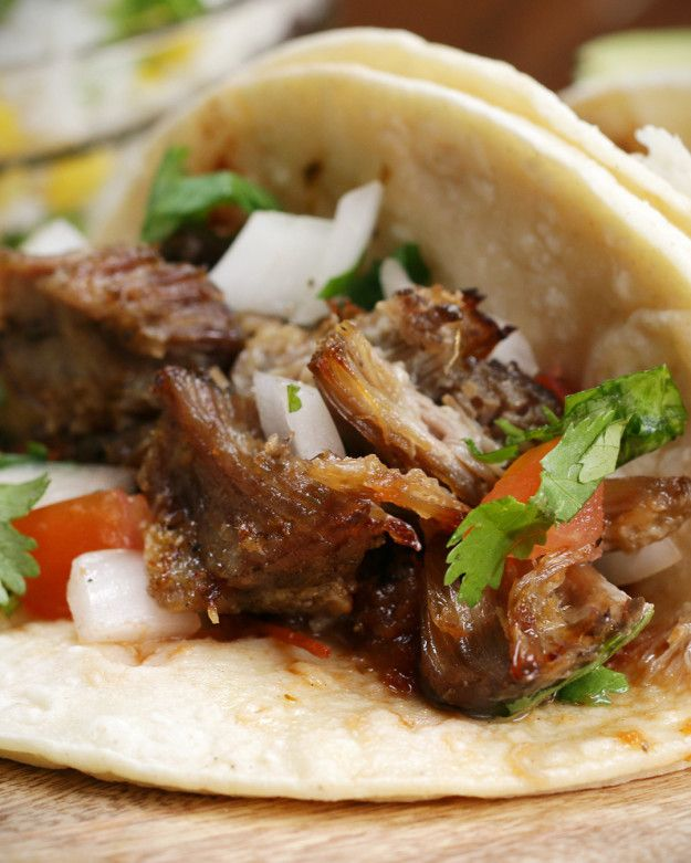 Carnitas | These Slow Cooker Carnitas Are So Damn Good