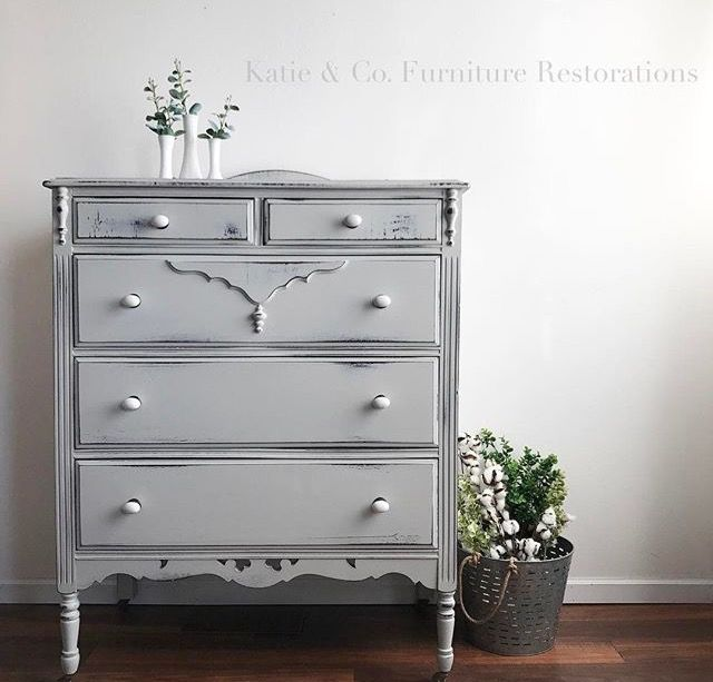 General Finishes Seagull Gray Katie Cloud