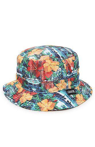 Chuck constructs a colorful men bucket hat found jpg 332x515 Original chuck  bucket flower hat 7b4d062d143e