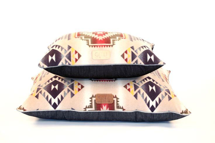 Southwestern Dog Bed | Shop For Large Dog Beds - Gitli Goods