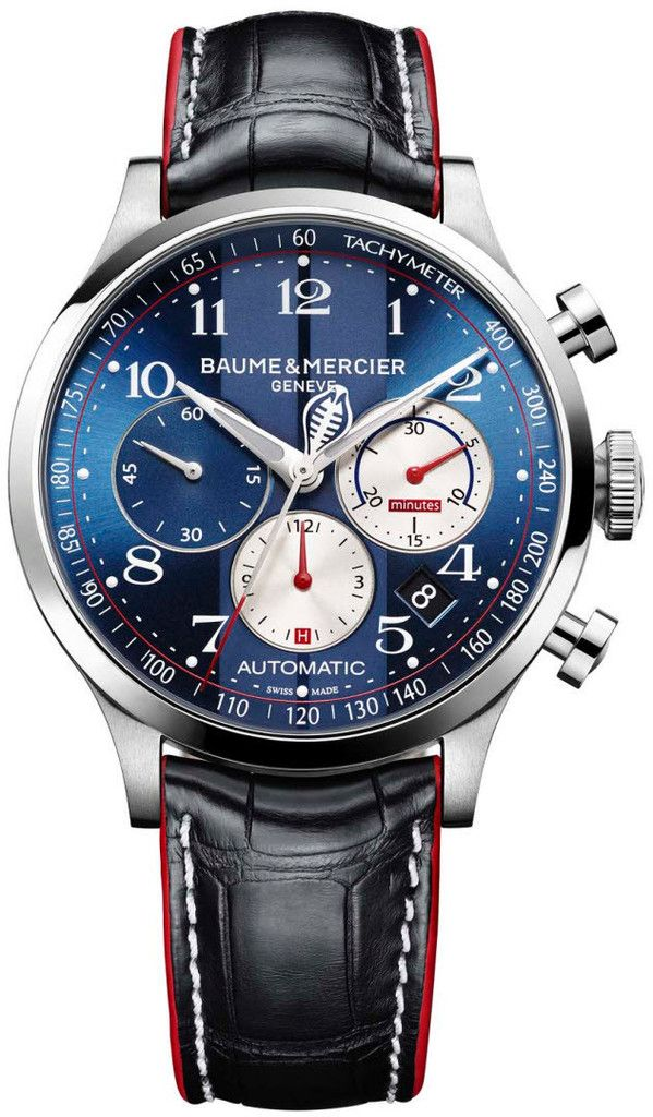 Baume et Mercier Watch Capeland Shelby Cobra Limited Edition - very, very nice!