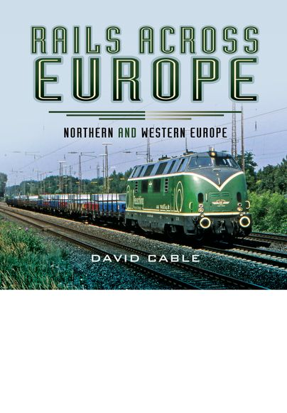 The two volumes covering Rails Across Europe are divided into one, covering the North and West of the continent, the other dealing with the South…