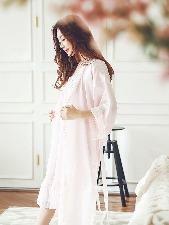 여성_비앙카 샤무즈앙상블(핑크) 16-0901