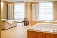 Disfruta de una escapada con su pareja en plena naturaleza y un circuito privado de spa en el Hotel Rosaleda de Mijares, en  Montanejos, Castell...
