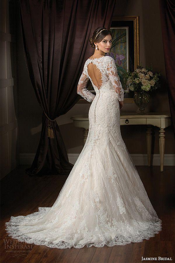 Jasmine Couture Spring 2015 #Bridal Collection Highlights — Sponsor Highlight | #Wedding Inspirasi