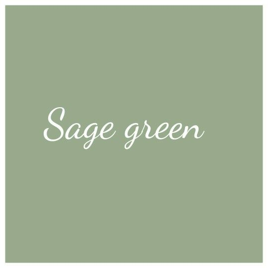 25 Best Ideas About Sage Green Paint On Pinterest