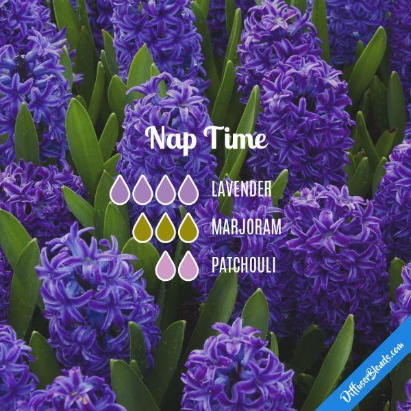 Nap Time - Essential Oil Diffuser Blend