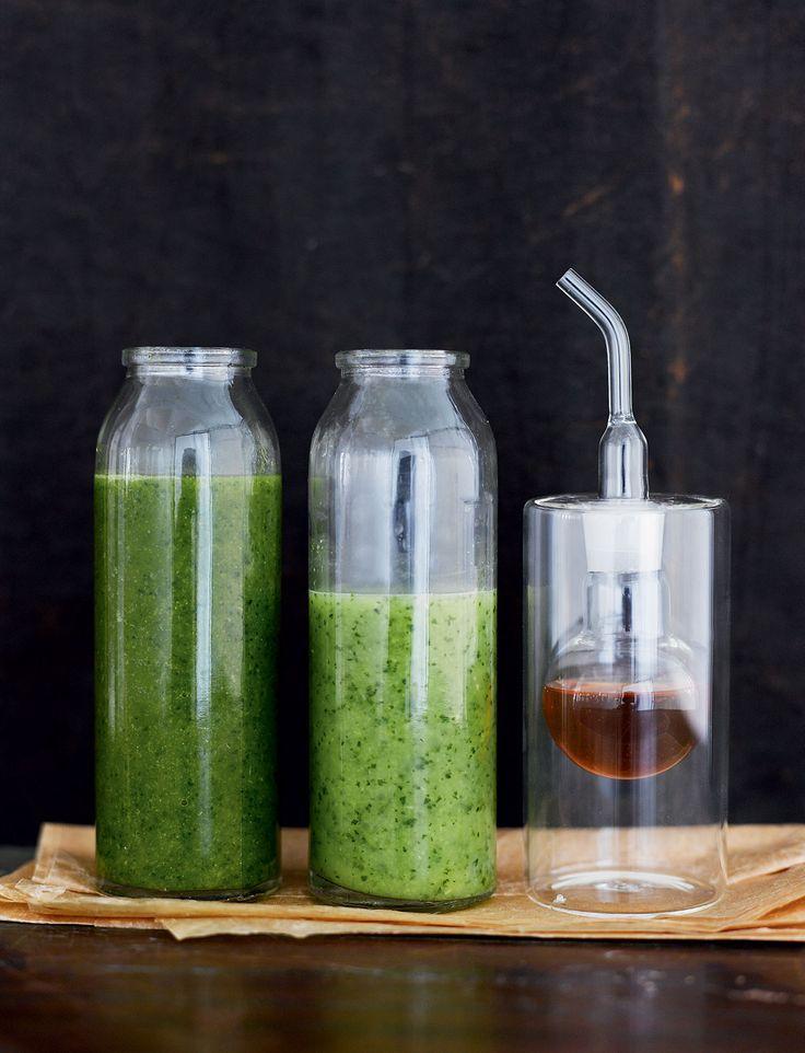 VIHERPIRTELÖT: Smoothie jokaiseen makuun – viherpirtelöt, makeat herkut ja antioksidantit