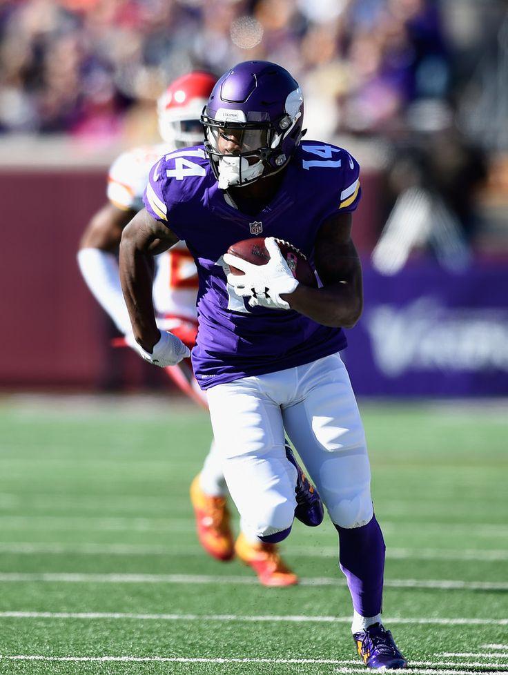 #33 WR Stephon Diggs, Minnesota Vikings