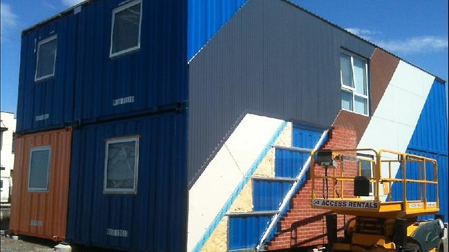 Sea Container Shelters : Best images about sea container homes on pinterest