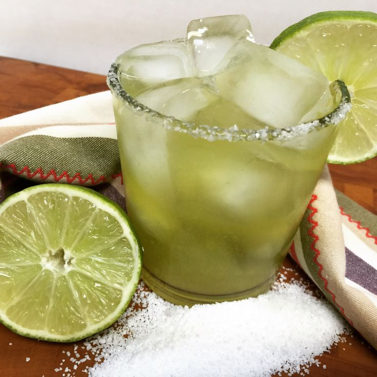 Limeade Margarita, My