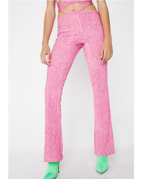 98d891a1da3d Pure Poison Thong Pants. Pure Poison Thong Pants Snake Print ...
